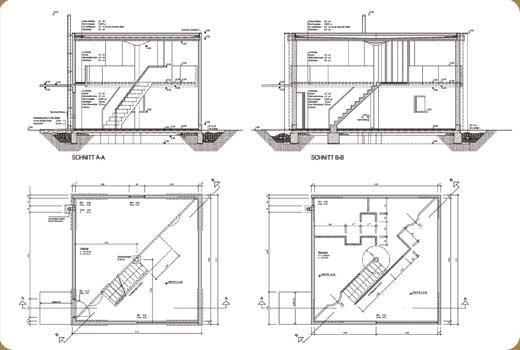 Ines berghorn portfolio for Maison domino